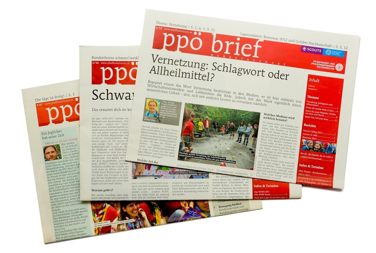 Editorial Design: ppö brief